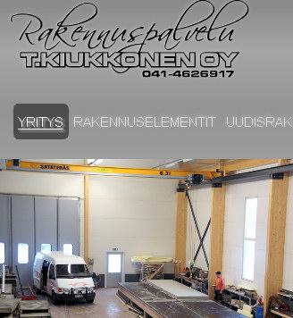 rakennuspalvelut