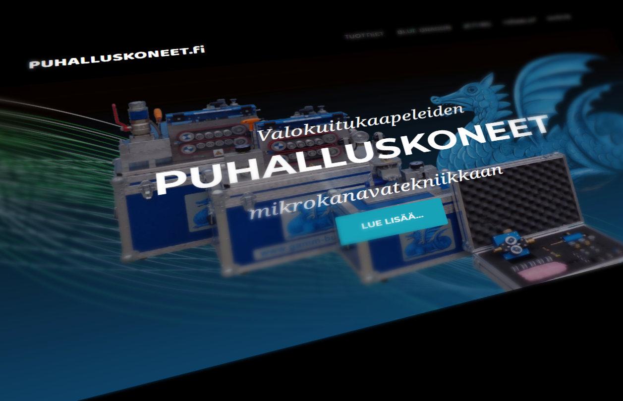 puhalluskoneet.fi