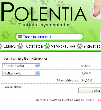 polentia